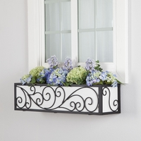 72in. Wayfarer Window Box Cage w/ Liner