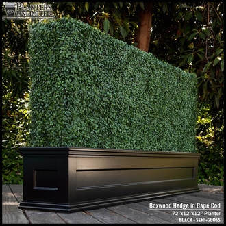 Cape Cod Premier Composite Commercial Planter 24in.L x 24in.W x 24in.H