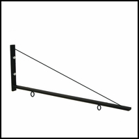 "24"" Light Duty Triangle Sign Bracket"