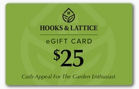 $25 Hooks and Lattice Gift Certificate
