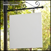"26"" Square Sign Blank - Square Corners"