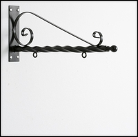 "29"" Twisted Arm Blade Sign Bracket"