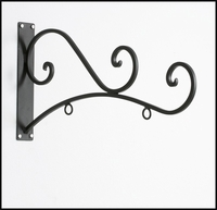 "30"" Milano Arch Hanging Blade Sign Bracket"