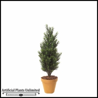 "36"" Outdoor Artificial Podocarpus"