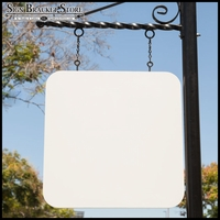 "36"" x 36"" Radius-Corner Square Sign Blank"