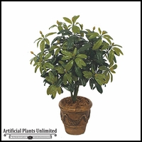 "37"" Outdoor Artificial Rhododendron"