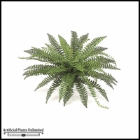 "39""  Fishtail Fern - Green 