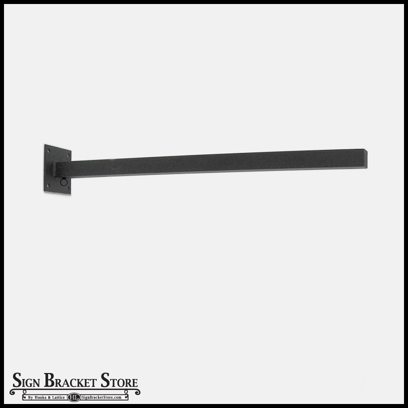 40 Quot Universal Straight Arm Bracket For Banners Or