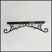 "40"" Versailles Ceiling Mount Sign Bracket"