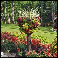 48in. All-In-One Column Planter Kit