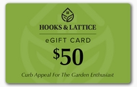 $50 Hooks and Lattice Gift Certificate
