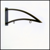 50in. Modern Arch Sign Bracket
