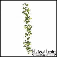 6' Grape Ivy Garland with Natural Stem | Indoor - NFR