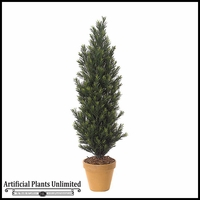 "60"" Outdoor Artificial Podocarpus Bush"