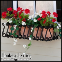 60in. European Window Box Cage