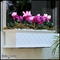 La Fleur Self-Watering Fiberglass Window Box Planters