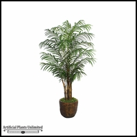 8' Areca Palm Tree - Green|Indoor