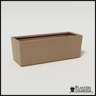 "84""L x 36""W x 30""H Naples Rectangle Planter"