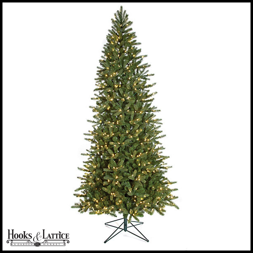 65 9 Ft Artificial Christmas Trees Pre Lit Led Christmas
