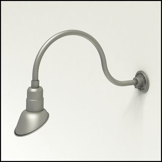 Angle Shade Gooseneck Lighting