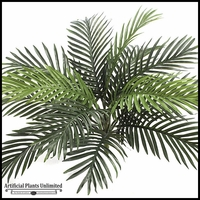 26in. Areca Palm Bush - Green|Indoor
