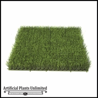 Artificial 2in.H Grass Mat 20in. - Indoor