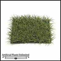 Artificial 2in.H Oriental Long Grass Mat 10in. - Indoor