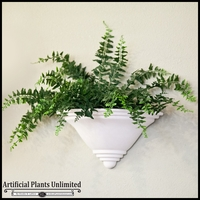 Artificial Buckler Fern<br> Outdoor Rated