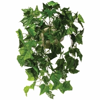Artificial English Ivy Hanging Vine, Outdoor Rated
