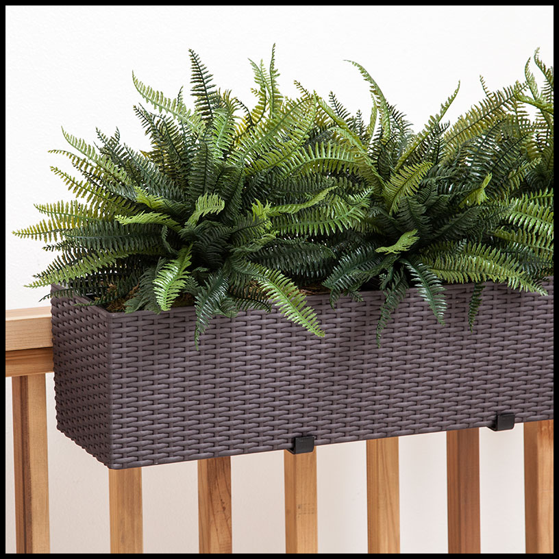 Outdoor Artificial Ferns Amp Faux Junipers Artificial