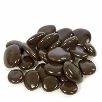 Artificial Green River Rocks, Bag of 25