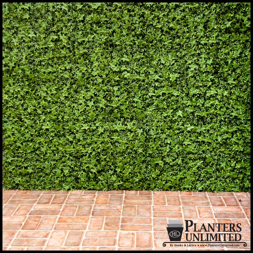 Artificial Living Wall and Privacy Screen 48in. x 24in.
