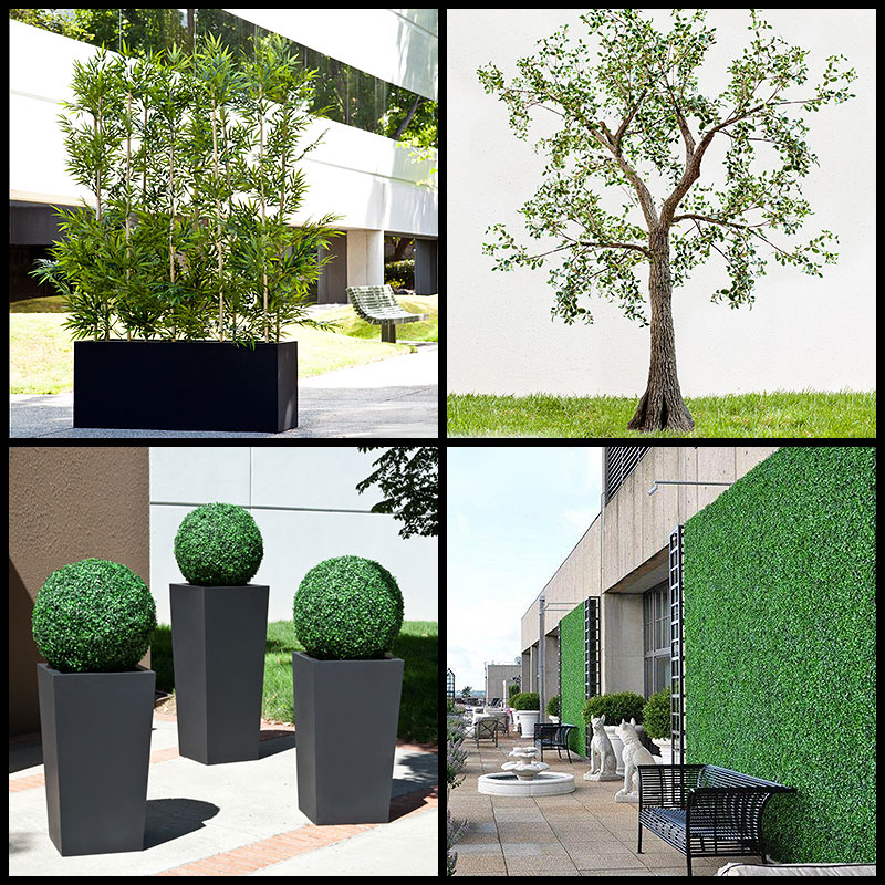 Artificial Plants Outdoor- All