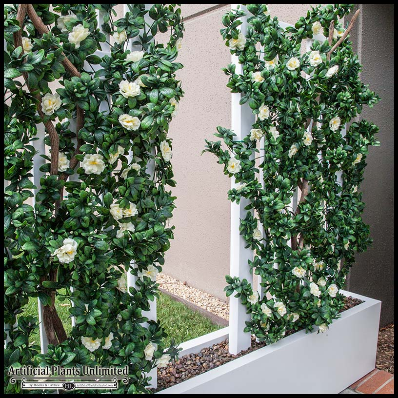 Indoor Space Dividers And Barriers Artificial Plants