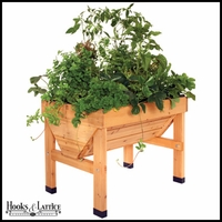 Backyard Garden Trug Planter