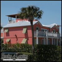 Bahama Style Exterior Shutters