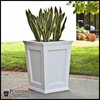 Cape Cod Tapered Planters