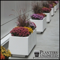 Capri Rectangle Planters