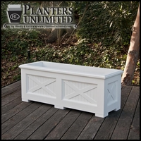 Carriage House Premier Composite Planters