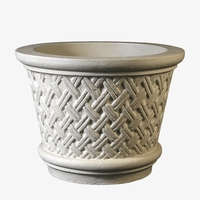 Cast Stone Planters By Collection
