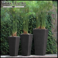 Chalon Tapered Planters