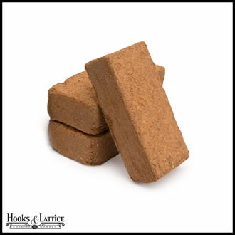 Coconut Coir Fiber Blocks - Growing Medium