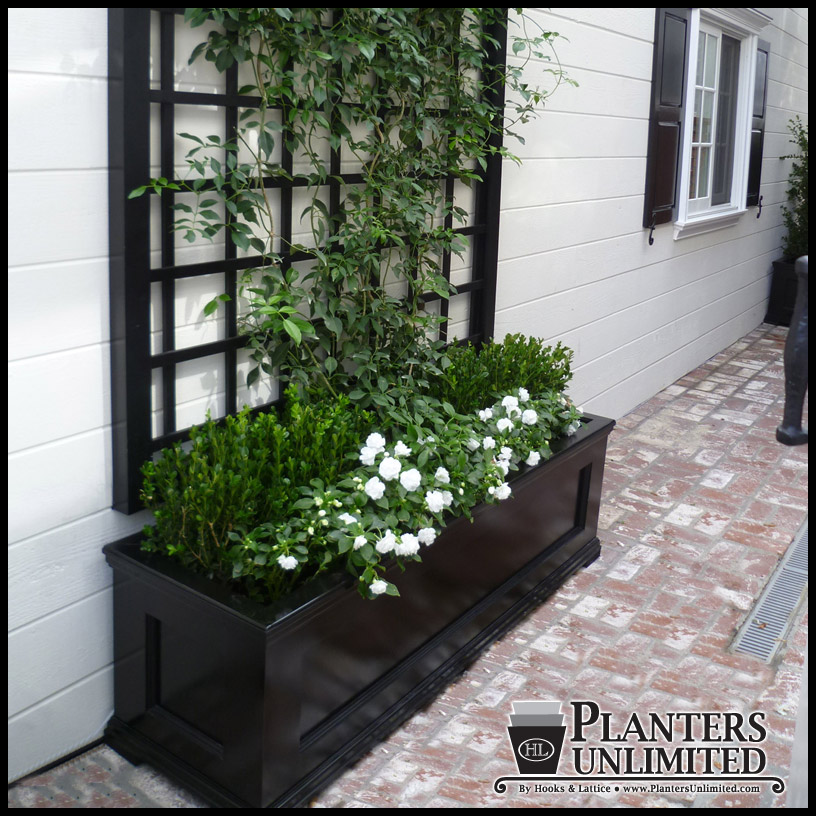 Modern Amp Traditional Planters Commercial Composite Planters