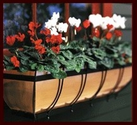 Copper Classic Window Box