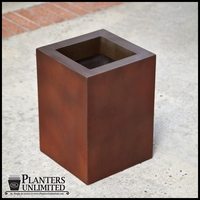 Corten Steel Finished Planters