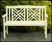 Cottage Garden Bench