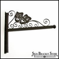 Custom Cutout Sign Brackets