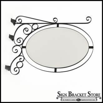 Custom Sign Brackets - Special Projects & Elaborate Designs