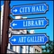 Custom Sign Posts & Sign Frames Gallery