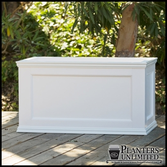 Custom Size Planters & Liners